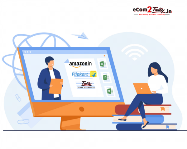 ecommerce tally accounting